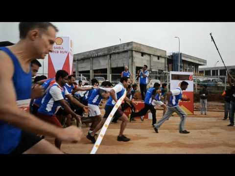 Shell (NTCB) New Technology Centre Bangalore Run 2014