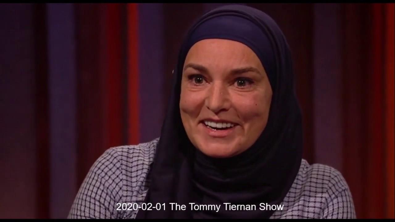 Sinéad O'Connor aka Shuhada' Sadaqat on The Tommy Tiernan ...