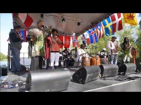 OGYA World Music Band - You're Welcome @ Dogwood Fest, Piedmont Pk, Atlanta - Sun Apr/10/2016