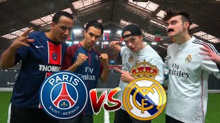REAL MADRID (RONALDO) vs PSG (NEYMAR) CHAMPIONS LEAGUE | BROTATOS
