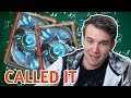(Hearthstone) The Satisfaction of the Perfect Read
