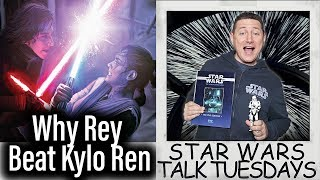 Star Wars Talk Tuesday - Why Rey Beat Kylo, Old Republic Stories thumbnail