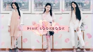 Pink Lookbook // 3 Outfit Ideas