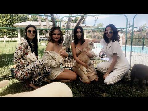 The Kardashian Family's 2017 Easter Party | FULL VIDEO