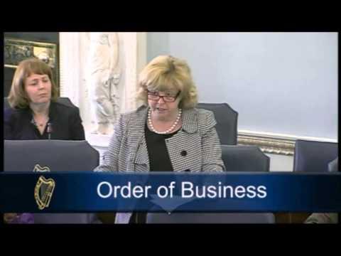 Senator Mary Moran welcoming the recent Narrow Water Bridge announcement