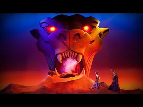 Disney's Aladdin: A Musical Spectacular [Disney's California Adventure]