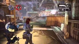 Gears of War Judgment Execution