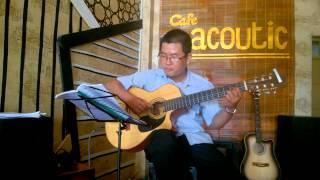 Khoảng khắc - Trương Quý Hải - Guitar Cover