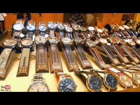 Hong Kong luxury Watch Shopping Wonderland