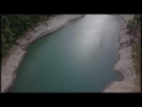 Volo sul Lago di Gerosa con #MavicPro [1080p]