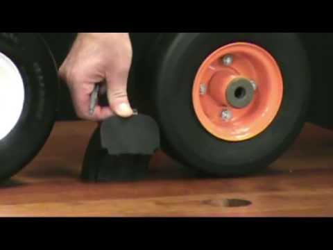 Compare airless and foam filled tires and wheels youtube compare airless and foam filled tires and wheels solutioingenieria Gallery