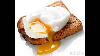 яйца пашот. 2 способа