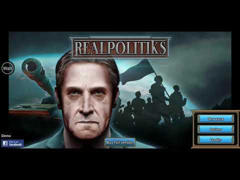 a normal start. realpolitiks demo version germany #1 |