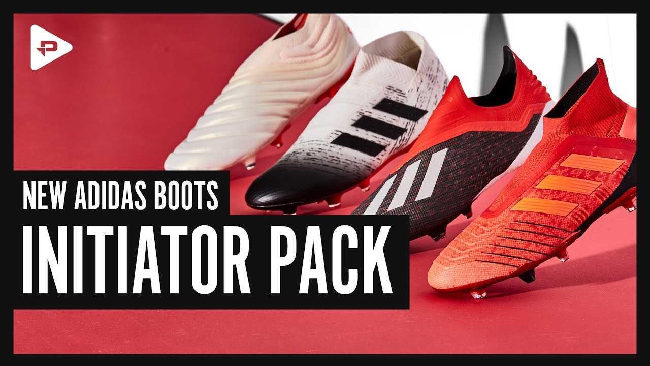 85bf397fd05a CLOSER LOOK | adidas Initiator Football Boots Pack - New Pogba Messi ...