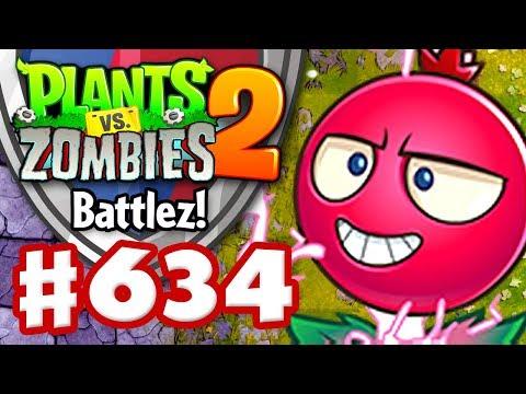 BATTLEZ! Electric Currant Epic Quest! - Plants vs. Zombies 2 - Gameplay Walkthrough Part 634