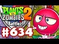 BATTLEZ! Electric Currant Epic Quest! - Plants vs. Zombies 2 - Gameplay Walkthrough Part 634