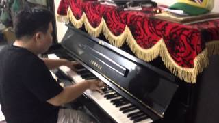 mộng uyên ương hồ điệp- 新鸳鸯蝴蝶梦- I Can't Let Go - Piano - Quốc Đạt