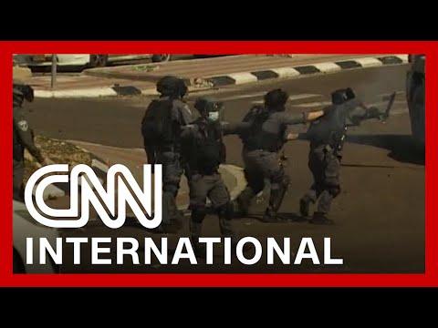 Violence In Arab-Israeli Towns Intensifies