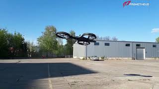 Film demo drone Prometheus