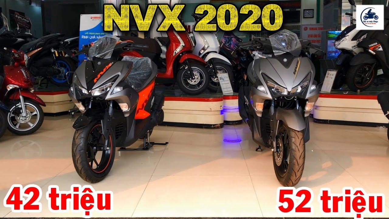 Yamaha NVX 2020 có gì đặc biệt? ▶️ Giá NVX 2020 quá TỐT 🔴  GIÁ XE MÁY VLOGS