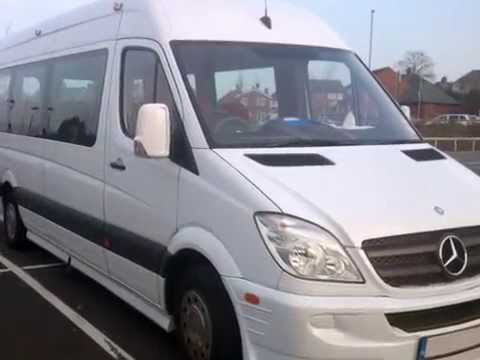 Mini Bus Hire - R H Travels