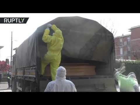 'قافلة الموت' لا تزال تسير في مدينة إيطالية