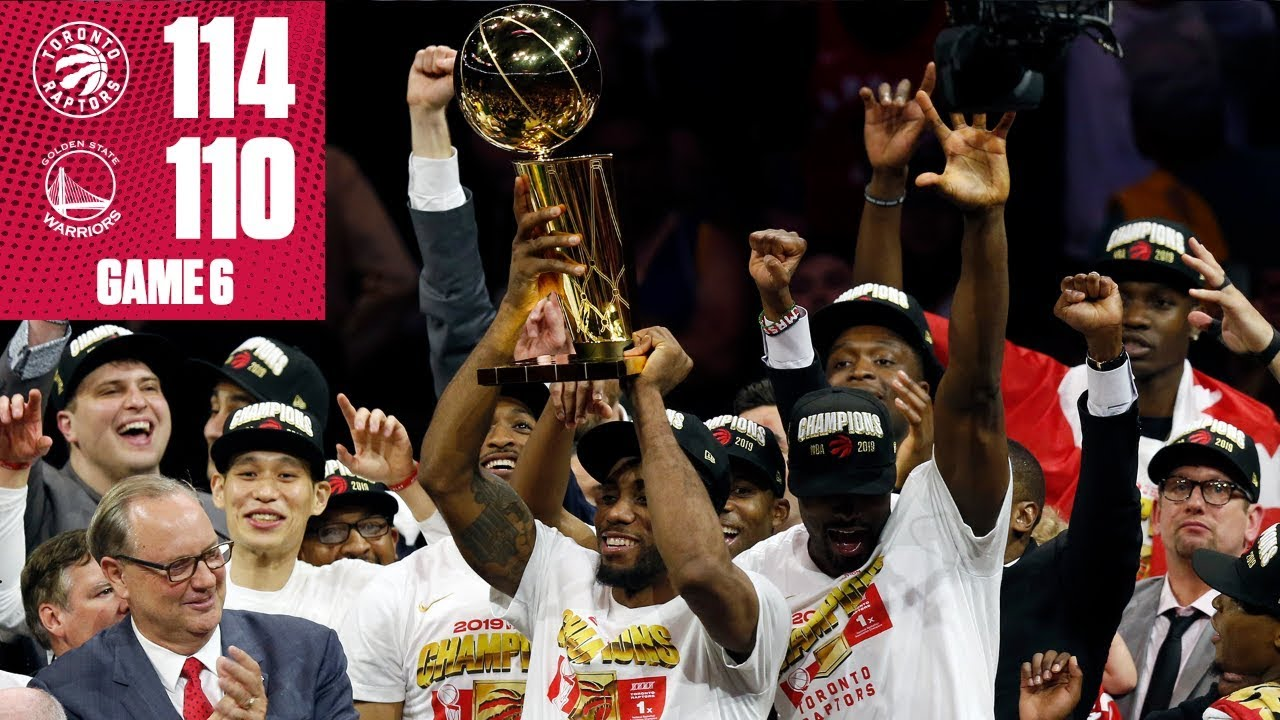Image result for raptors beat warriors to win nba championship