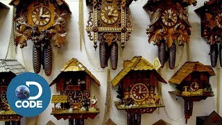 How Are Traditional German Cuckoo Clocks Made? | How Do They Do It?