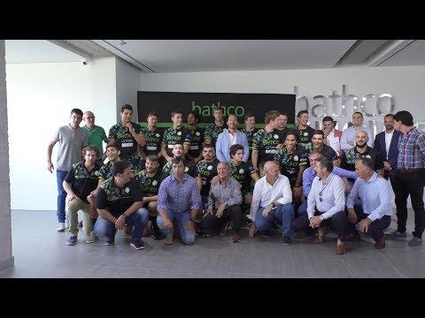 El Bathco Rugby Club presenta la plantilla de la nueva temporada