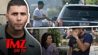 Kourtney Kardashian's Ex Downgrades Big Time! | TMZ TV