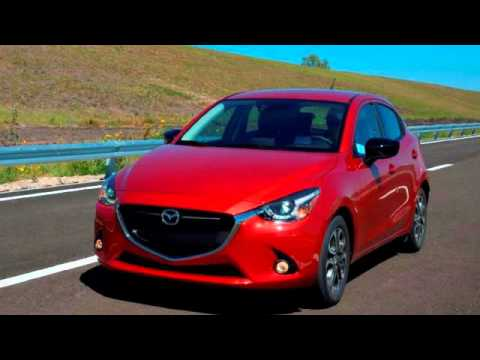 2017 Mazda 2 in-depth review interior exterior - YouTube