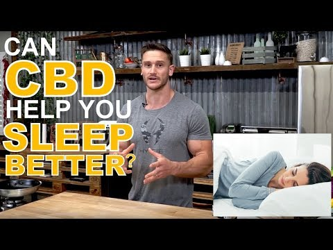 Can CBD Help You Sleep Better? How CBD Helps Insomnia by Thomas DeLauer