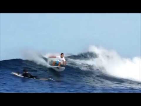 MELAWAI  beach break SURF [ INDONESIA ]