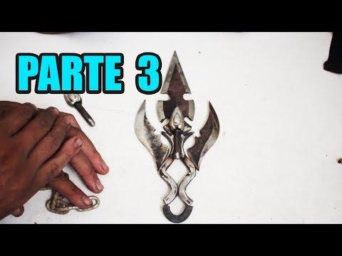 Construindo a Spear do Scorpion - PARTE 3