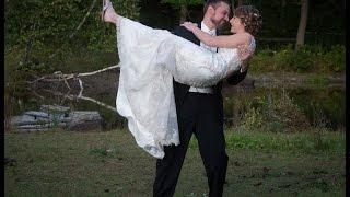 Rustic farm wedding in Western Massachusetts