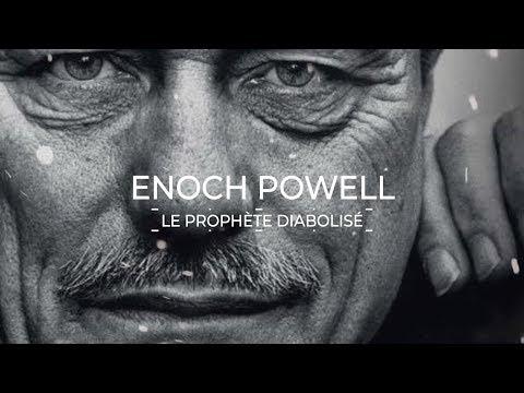 Immigration : Enoch Powell, le prophète diabolisé