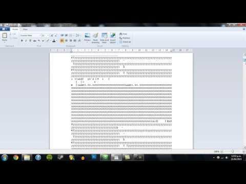 Glitch Art Tutorial - Breaking and Repairing Video Files thumbnail
