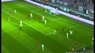 الشوط الثاني - الجزائر 2-1 رومانيا - Algeria 2-1 Romania
