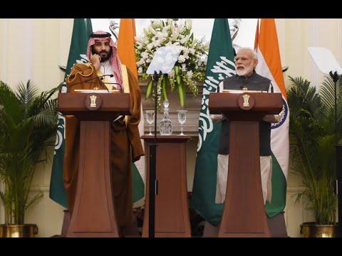 السعودية والهند: اتفاق على تبادل المعلومات المخابراتية  - نشر قبل 2 ساعة