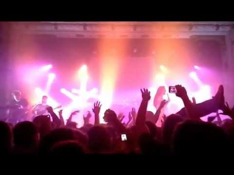 Underoath 1/20/13 Reinventing Your Exit in Chicago