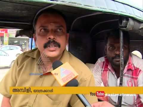 Pathetic condition of Tiruvalla - Changanassery road