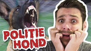ATTACKED BY POLICE DOG! - Non Bucket List # 3