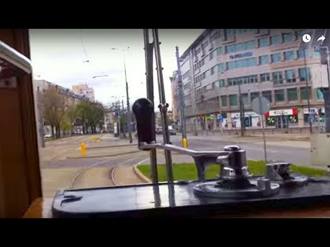 PATRIOT24 TRAVEL: Zabytkowym tramwajem jedziemy przez Warszawę: Plac Narutowicza-Kawęczyńska
