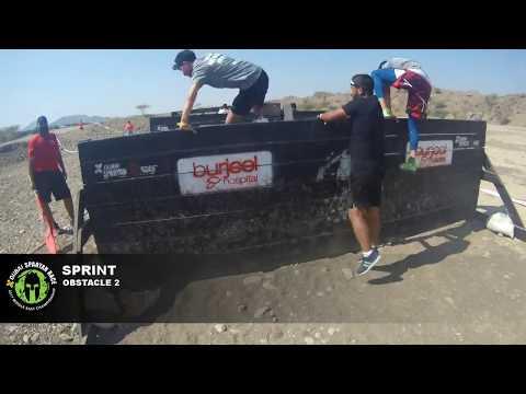 Dubai Spartan Race 2017 - Sprint