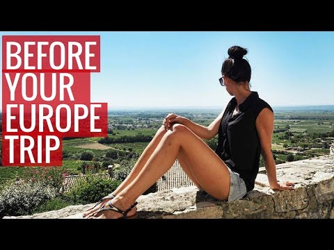 14 Important Things To Do Before Your Europe Trip