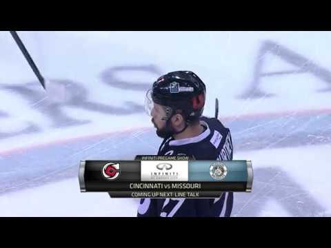 TV Game - Mavericks vs. Cyclones - 1/27/17