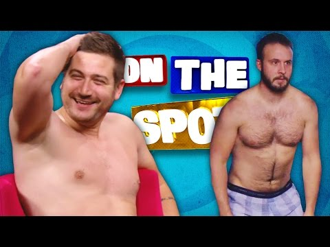 Getting Naked in Austin - On The Spot #33