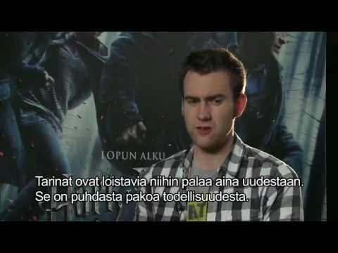 Harry Potter And The Deathly Hallows Interview About Luna Lovegood