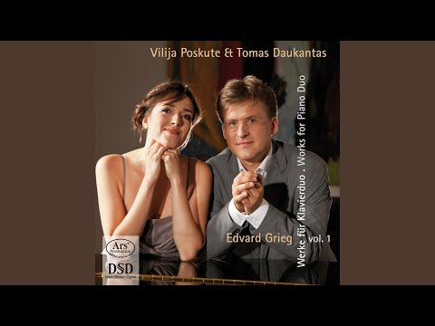 Peer Gynt Suite No. 1, Op. 46: III. Anitra's Dance (version for 2 pianos) mp3