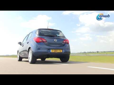 ANWB test Opel Corsa vs Mazda2